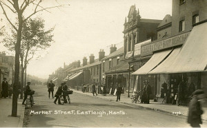 Market Street, Eastleigh